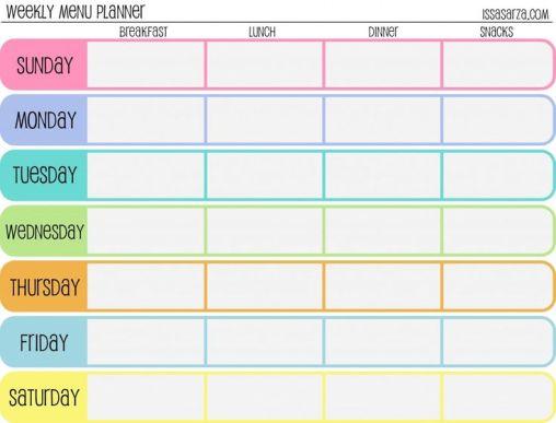 weeklymenuplanner