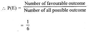 Selina Concise Mathematics Class 10 ICSE Solutions Chapter 25 Probability Ex 25A Q10.1