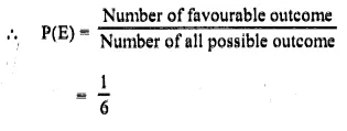 Selina Concise Mathematics Class 10 ICSE Solutions Chapter 25 Probability Ex 25A Q13.1