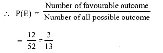 Selina Concise Mathematics Class 10 ICSE Solutions Chapter 25 Probability Ex 25A Q5.4