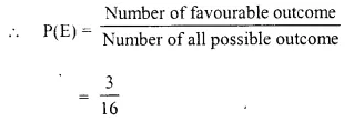 Selina Concise Mathematics Class 10 ICSE Solutions Chapter 25 Probability Ex 25B Q10.3