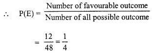 Selina Concise Mathematics Class 10 ICSE Solutions Chapter 25 Probability Ex 25B Q11.1