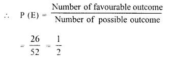 Selina Concise Mathematics Class 10 ICSE Solutions Chapter 25 Probability Ex 25B Q12.1