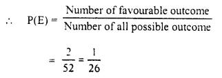 Selina Concise Mathematics Class 10 ICSE Solutions Chapter 25 Probability Ex 25B Q12.5