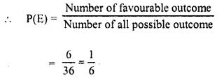 Selina Concise Mathematics Class 10 ICSE Solutions Chapter 25 Probability Ex 25B Q14.1