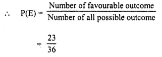 Selina Concise Mathematics Class 10 ICSE Solutions Chapter 25 Probability Ex 25B Q14.5