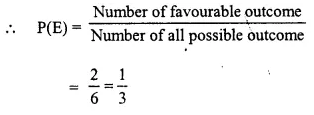 Selina Concise Mathematics Class 10 ICSE Solutions Chapter 25 Probability Ex 25B Q4.1