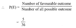 Selina Concise Mathematics Class 10 ICSE Solutions Chapter 25 Probability Ex 25C Q11.1