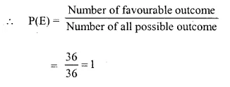 Selina Concise Mathematics Class 10 ICSE Solutions Chapter 25 Probability Ex 25C Q11.2