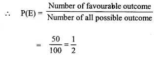 Selina Concise Mathematics Class 10 ICSE Solutions Chapter 25 Probability Ex 25C Q17.3
