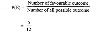 Selina Concise Mathematics Class 10 ICSE Solutions Chapter 25 Probability Ex 25C Q18.4