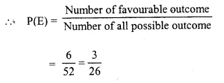 Selina Concise Mathematics Class 10 ICSE Solutions Chapter 25 Probability Ex 25C Q19.2