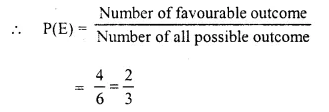 Selina Concise Mathematics Class 10 ICSE Solutions Chapter 25 Probability Ex 25C Q2.1