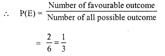Selina Concise Mathematics Class 10 ICSE Solutions Chapter 25 Probability Ex 25C Q2.2