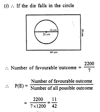 Selina Concise Mathematics Class 10 ICSE Solutions Chapter 25 Probability Ex 25C Q25.2