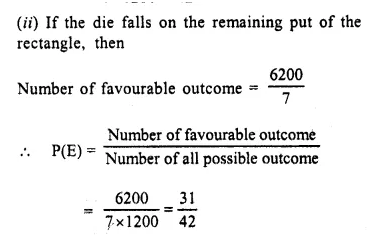 Selina Concise Mathematics Class 10 ICSE Solutions Chapter 25 Probability Ex 25C Q25.3