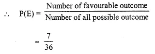 Selina Concise Mathematics Class 10 ICSE Solutions Chapter 25 Probability Ex 25C Q26.1