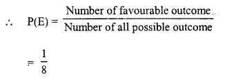 Selina Concise Mathematics Class 10 ICSE Solutions Chapter 25 Probability Ex 25C Q27.4