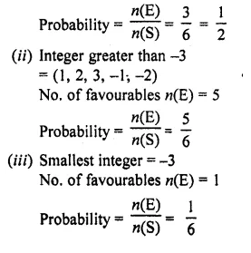 Selina Concise Mathematics Class 10 ICSE Solutions Chapter 25 Probability Ex 25C Q33.2
