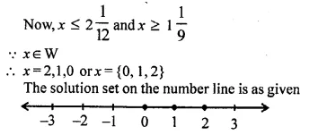 Selina Concise Mathematics Class 10 ICSE Solutions Chapter 4 Linear Inequations Ex 4B 27.3