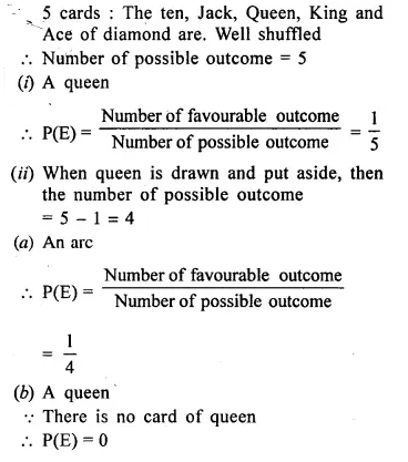 Selina Concise Mathematics Class 10 ICSE Solutions Chapterwise Revision Exercises Q107.1
