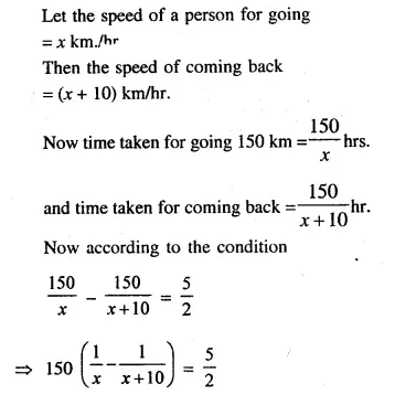 Selina Concise Mathematics Class 10 ICSE Solutions Chapterwise Revision Exercises Q28.1