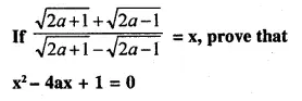 Selina Concise Mathematics Class 10 ICSE Solutions Chapterwise Revision Exercises Q34.1