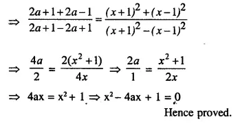 Selina Concise Mathematics Class 10 ICSE Solutions Chapterwise Revision Exercises Q34.3