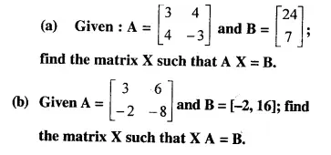 Selina Concise Mathematics Class 10 ICSE Solutions Chapterwise Revision Exercises Q45.1