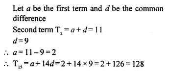 Selina Concise Mathematics Class 10 ICSE Solutions Chapterwise Revision Exercises Q46.1