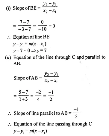 Selina Concise Mathematics Class 10 ICSE Solutions Chapterwise Revision Exercises Q63.2