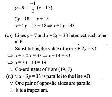 Selina Concise Mathematics Class 10 ICSE Solutions Chapterwise Revision Exercises Q63.3