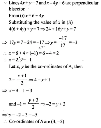 Selina Concise Mathematics Class 10 ICSE Solutions Chapterwise Revision Exercises Q64.2