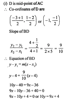 Selina Concise Mathematics Class 10 ICSE Solutions Chapterwise Revision Exercises Q66.2