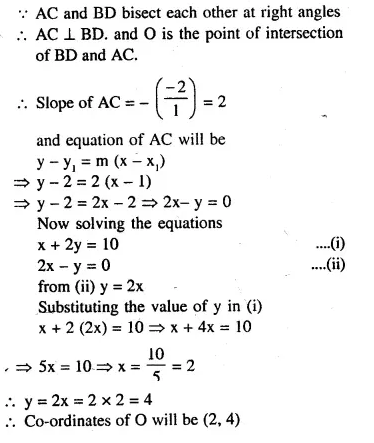 Selina Concise Mathematics Class 10 ICSE Solutions Chapterwise Revision Exercises Q69.2