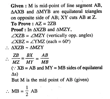 Selina Concise Mathematics Class 10 ICSE Solutions Chapterwise Revision Exercises Q70.2