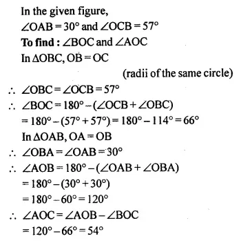 Selina Concise Mathematics Class 10 ICSE Solutions Chapterwise Revision Exercises Q78.2