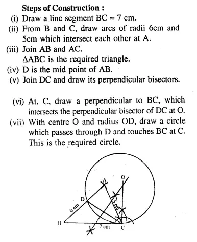 Selina Concise Mathematics Class 10 ICSE Solutions Chapterwise Revision Exercises Q87.1