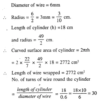Selina Concise Mathematics Class 10 ICSE Solutions Chapterwise Revision Exercises Q91.1
