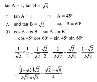 Selina Concise Mathematics Class 10 ICSE Solutions Chapterwise Revision Exercises Q97.1