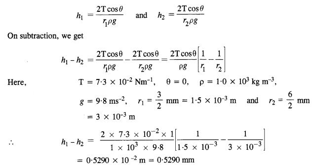NCERT Solutions for Class 11 Physics Chapter 10 Mechanical Properties of Fluids 26