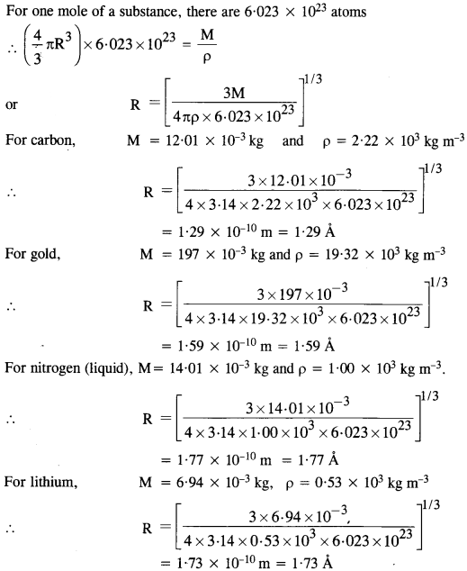 NCERT Solutions for Class 11 Physics Chapter 13 Kinetic Theory 22