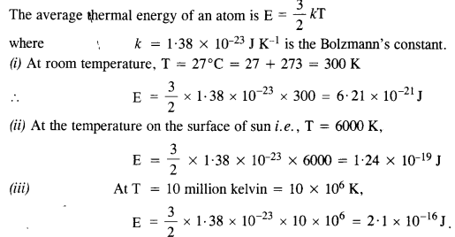 NCERT Solutions for Class 11 Physics Chapter 13 Kinetic Theory 8