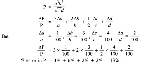 NCERT Solutions for Class 11 Physics Chapter 2 Units and Measurement 11