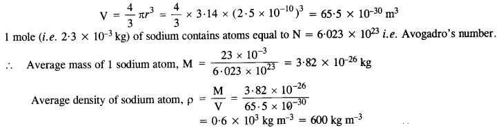 NCERT Solutions for Class 11 Physics Chapter 2 Units and Measurement 20