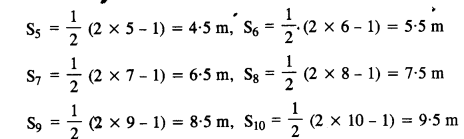 NCERT Solutions for Class 11 Physics Chapter 3 Motion in a Straight Line 25