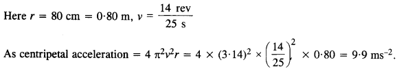 NCERT Solutions for Class 11 Physics Chapter 4 Motion in a Plane 26