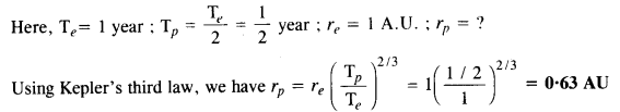 NCERT Solutions for Class 11 Physics Chapter 8 Gravitation 3