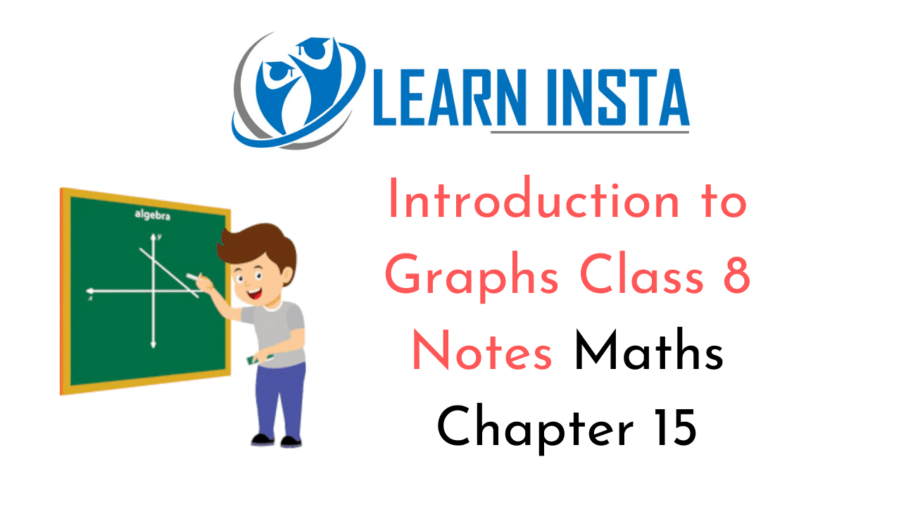 Introduction to Graphs Class 8 Notes
