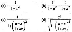 MCQ Questions for Class 12 Maths Chapter 5 Continuity and Differentiability with Answers